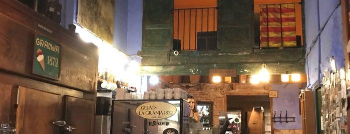 La Granja is one of A comer y a beber.