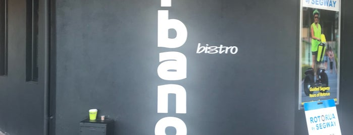 Urbano Bistro is one of New Zealand.
