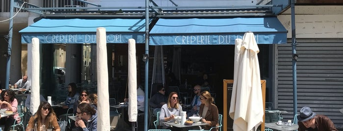 Crêperie Du Port is one of Jared's Liked Places.