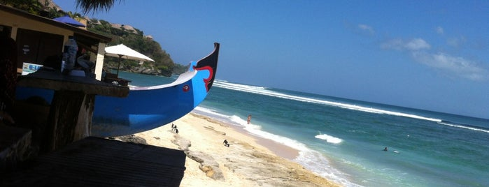Bingin Beach is one of Bali's Beach Getaway.
