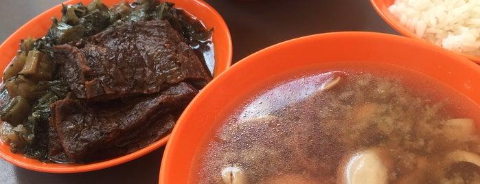 Han Jia Bak Kut Teh & Pork leg 韩家肉骨茶 is one of Micheenli Guide: Best of Singapore Hawker Food.