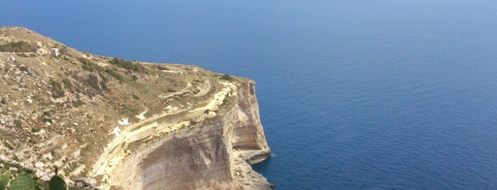 Dingli Cliffs is one of Malte to do.