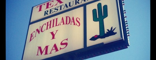 Enchiladas y Mas is one of Austin Tex-Mex.