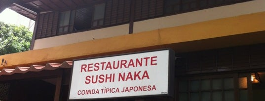 Sushi Naka is one of Top BH.