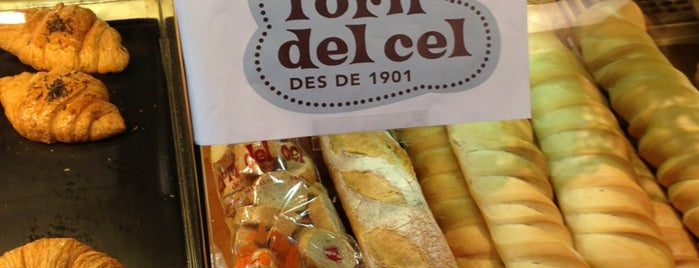 Forn del cel is one of Ofertas de Trabajo Comercios Barcelona.