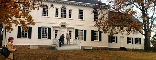 Morristown National Historical Park is one of National Recreation Areas.