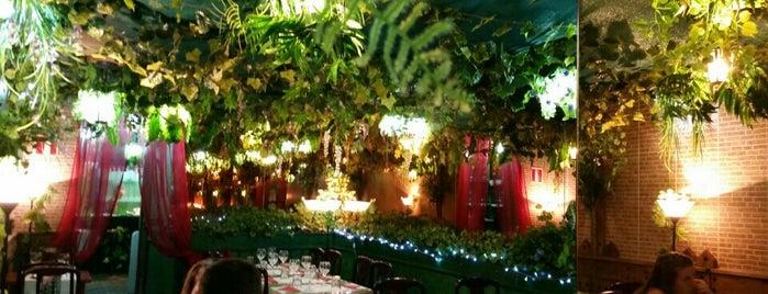 Restaurante Casa Robin Hood is one of Posti salvati di Erick.