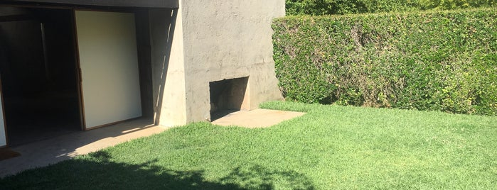 Schindler House is one of Los Angeles.