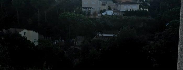 Aiguaviva Park is one of 1.