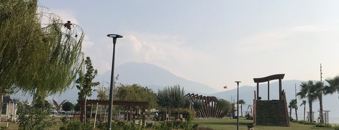 Şehit Fethi Bey Parkı is one of Fethiye/Meğri ⛵️.