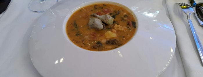 Restaurant Materia Prima is one of Kviar.