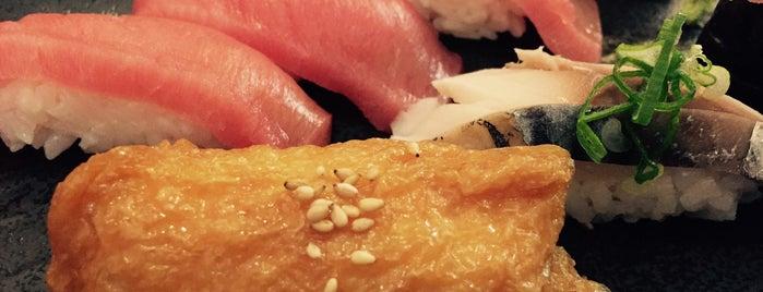 Sushi-Do is one of Özgür Serkan : понравившиеся места.