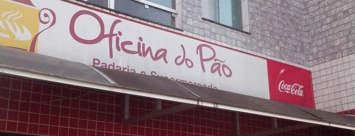 Padaria Oficina do Pão is one of beta ;-;.