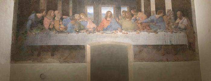 Last Supper is one of Viaggio in Italia 2019 - Milano.