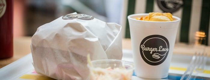 Burger Love is one of Wroclaw-erasmus.