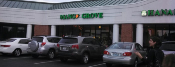 Mango Grove is one of Foodie.