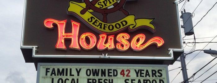 Chesapeake House Steaks, Seafood, & Spirits! is one of Restaurants Myrtle Beach.