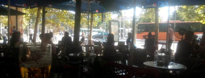 Kafe Europa is one of Good 2.