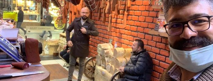 Pastırmacı Tolga is one of Ibrahim'in Kaydettiği Mekanlar.