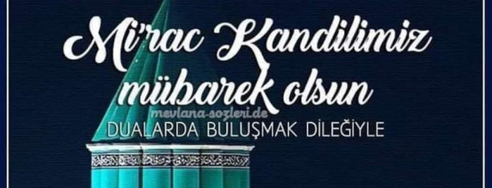 Hadimi Camii is one of Konya Meram Mescit ve Camileri.
