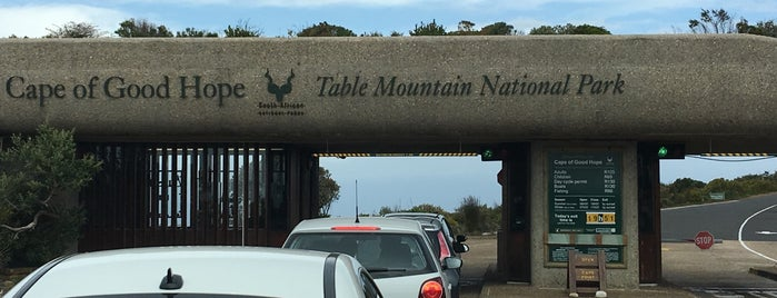 Table Mountain National Park Marine Protected Area is one of สถานที่ที่ Pedro ถูกใจ.