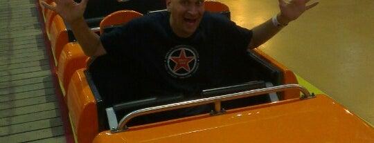 Pepsi Orange Streak is one of Rollercoasters I've Conquered.