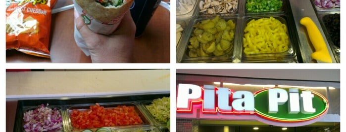 Pita Pit is one of Mpls St Paul - Eat Great Cheap.