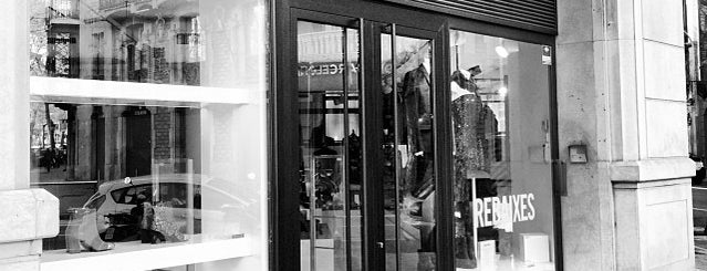 Zadig & Voltaire is one of ♡Barcelona♡.