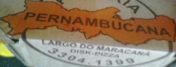 Pizzaria Pernambucana is one of Prefeito.