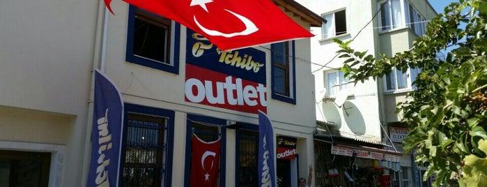 Tchibo Outlet Urla is one of Posti che sono piaciuti a Elçin.