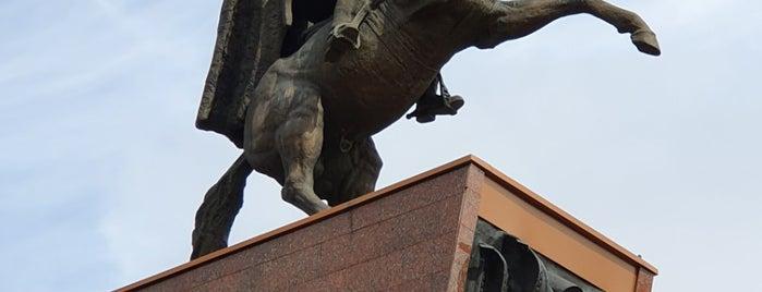 Памятник Чапаеву is one of Киров, Йошка, Чебы.