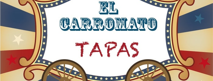 El Carromato is one of Lugares guardados de Fabio.