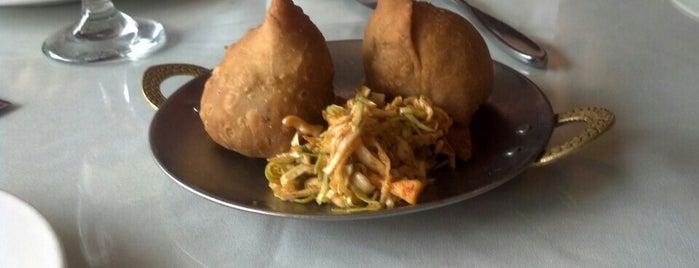 Bengal Tiger Cuisine of India is one of Locais salvos de Larissa.