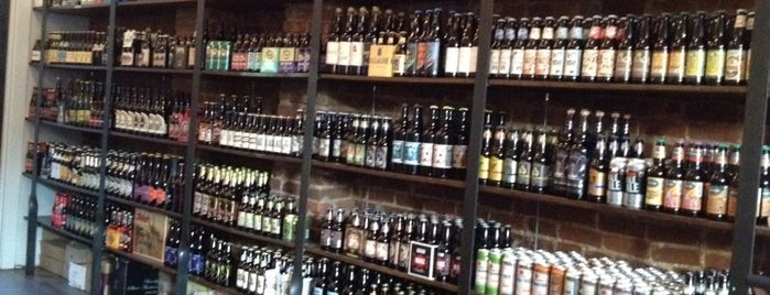 St. Gambrinus Beer Shoppe is one of Brooklyn, NY - Vol. 1.