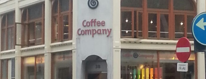Coffee Company is one of Amsterdam, best of..