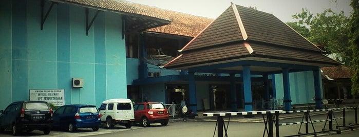 UPT Perpustakaan Pusat UNS is one of Lieux qui ont plu à Devi.