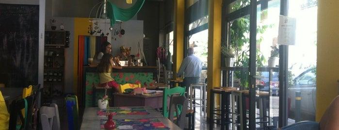 Καφενείο6 is one of 🌠 🌌 Elita 님이 저장한 장소.