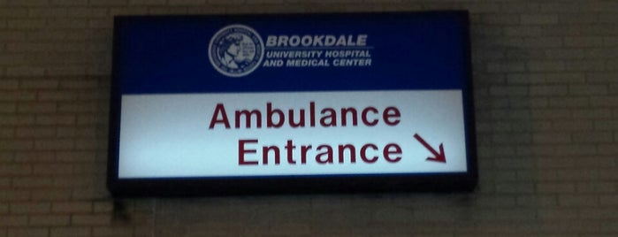 Brookdale Emergency Room is one of Lugares favoritos de Ulysses.