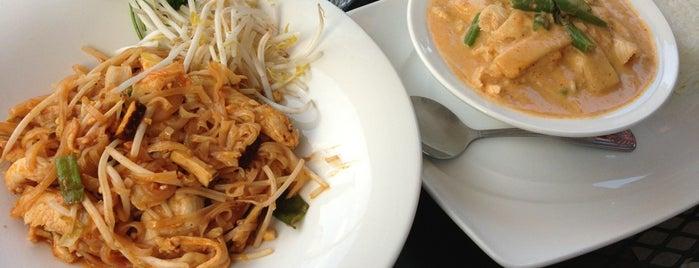 Siam Thai Restaurant is one of Decatur.