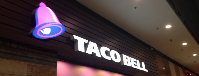 Taco Bell is one of Priscila 님이 좋아한 장소.