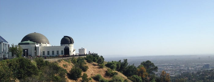 Griffith Observatory is one of LA Road Trip.