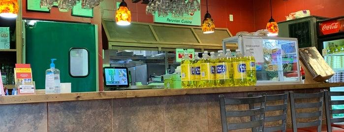El Rocoto Peruvian Cuisine is one of The 10 best Utah restaurant dishes of 2012.