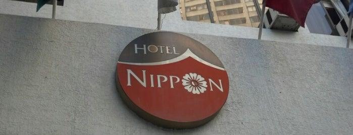 Hotel Nippon is one of Ruth 님이 저장한 장소.