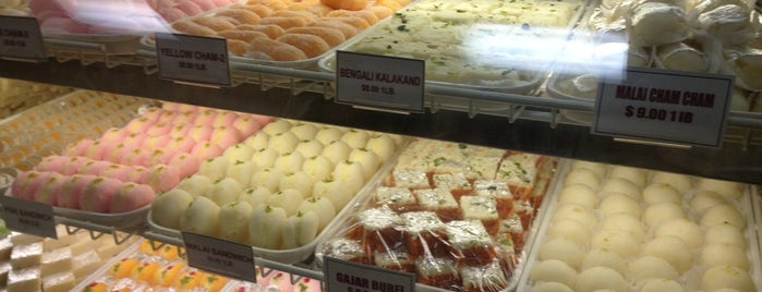 Maharaja Sweets & Snacks is one of Queens.
