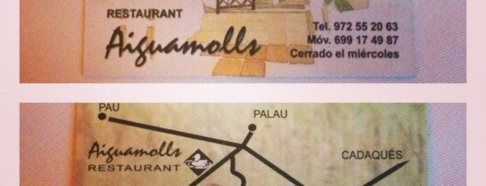 Restaurant Aiguamolls is one of Gespeicherte Orte von Alfred.