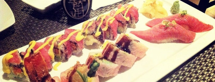 Sushi Ko is one of Long Island Spots.