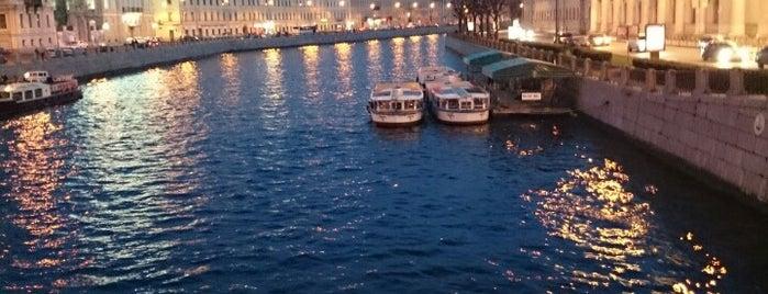 Аничков мост is one of Интересные места. Санкт-Петербург..