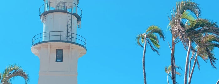 Diamond Head Lighthouse is one of I  2 TRAVEL!! The PACIFIC COAST✈.