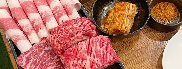 Yoon Haeundae Galbi is one of New York City - To Eat.