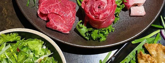 Samwon Garden BBQ is one of NYC List.